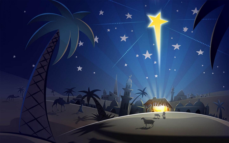 Karácsonykor megszületett az Isten Fia. Karácsonykor ránk mosolygott az Isten. Jézus Krisztus tekintetében Isten mosolygott minden emberre.